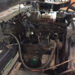 Ремонт двигателя UAZ Hunter