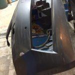 Покраска бампера и крыла Skoda Octavia