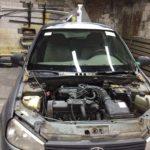 Кузовной ремонт и покраска Lada Kalina