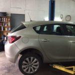 Ремонт Opel Astra J