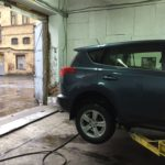 Замена тормозных колодок Toyota RAV4