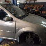Техническое обслуживание (ТО) Renault Logan