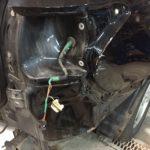 Кузовной ремонт и покраска Mitsubishi Outlander