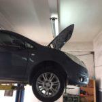 Установка звукового сигнала Opel Corsa
