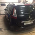 Кузовной ремонт и покраска Renault Scenic