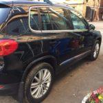Кузовной ремонт и покраска Volkswagen Tiguan