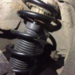 Замена амортизаторов Nissan Almera