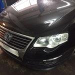 Диагностика и ремонт VW Passat
