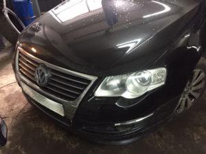 Диагностика и ремонт VW Passat во Фрунзенском районе СПб