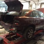 Кузовной ремонт и покраска Audi A4