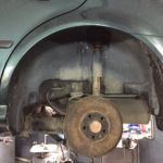 Замена тормозных дисков и колодок Skoda Octavia