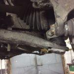 Ремонт подвески и тормозной системы Mitsubishi Lancer