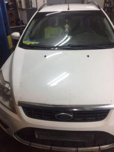 Замена пыльников ШРУСов Ford Focus во Фрунзенском районе СПб