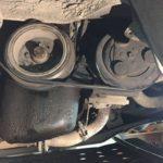 Замена ремня ГРМ Mazda 323