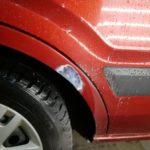 Кузовной ремонт и покраска Ford Fusion