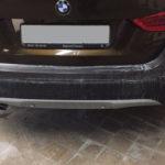 Кузовной ремонт и покраска BMW X1