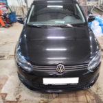 Ремонт и покраска кузовных элементов Volkswagen Polo